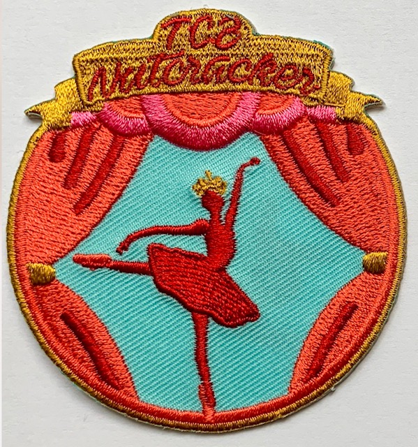 Twin Cities Ballet girl scout patch